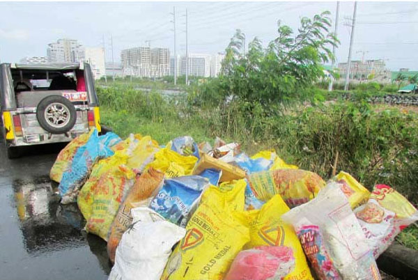 Aseana City helps restore cleanliness of Manila Bay