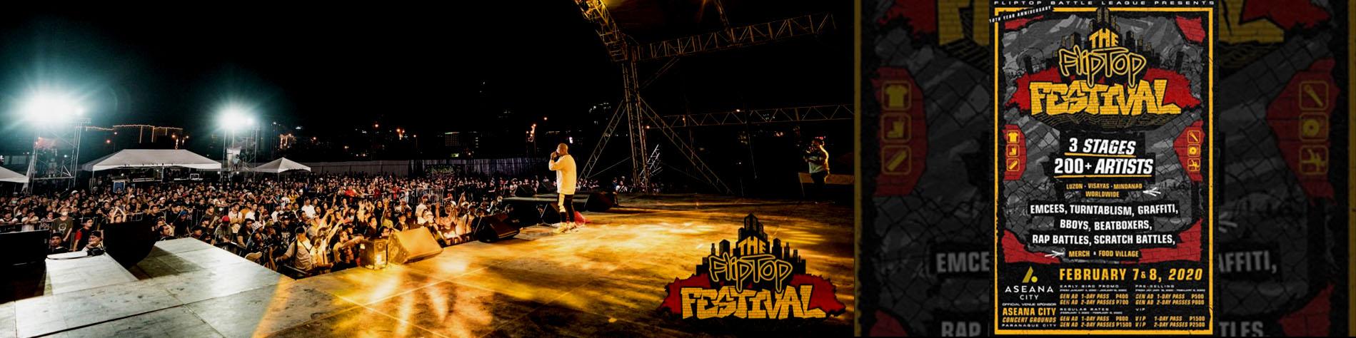 Fliptop Festival 2020