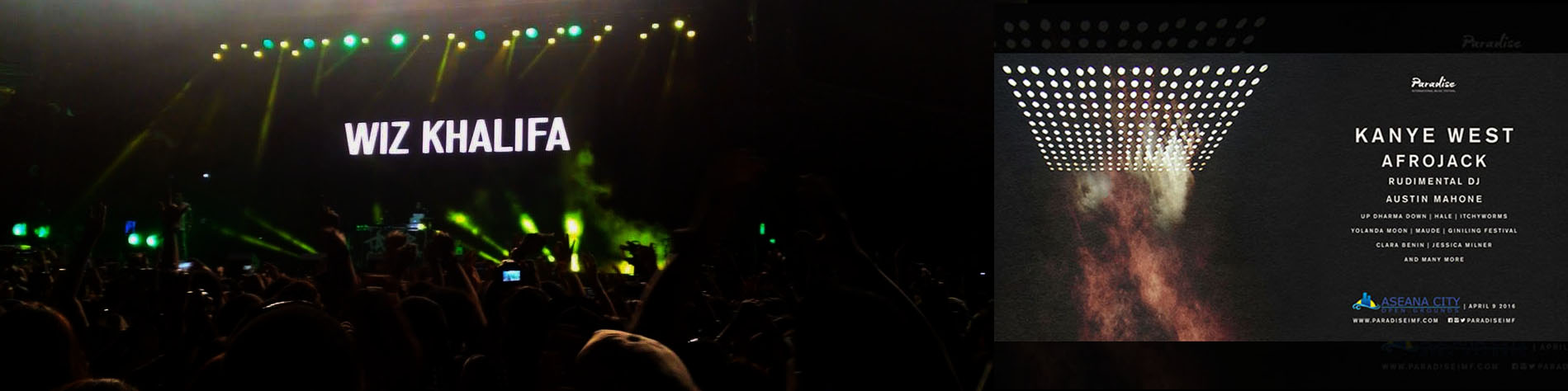 Paradise Festival Concert